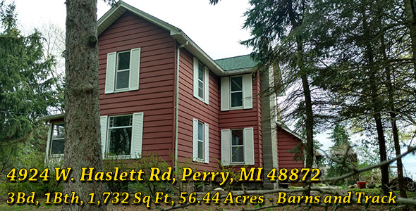 4924 W. Haslett Road, Perry, MI